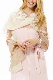 2 Chic Woven Sheer Scarf - Product Mini Image