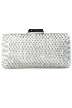 SR by Sondra Roberts Woven Sliver  Clutch - Alternate List Image