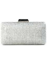 SR by Sondra Roberts Woven Sliver  Clutch - Product Mini Image