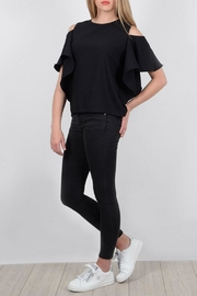 Molly Bracken Woven Top - Front cropped