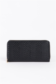 Tasha Apparel woven vegan wallet - Product Mini Image