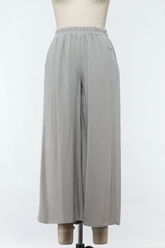 Final Touch Woven Wide-Leg Pants - Product List Image