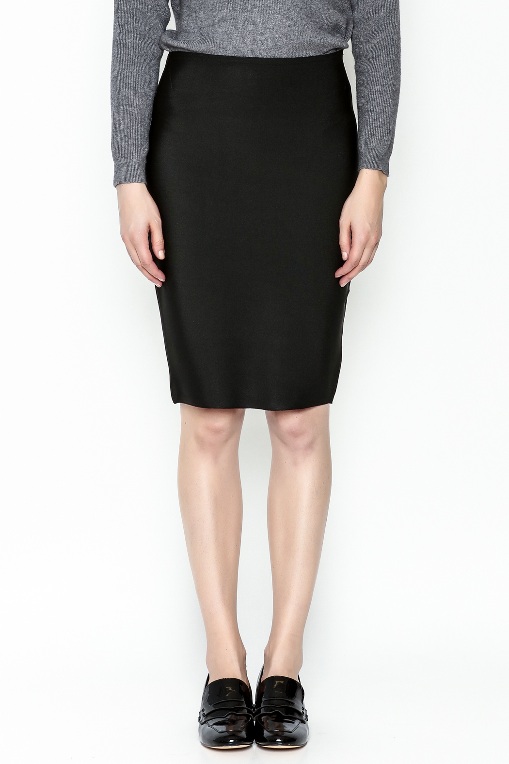 Wow Couture Bandage Skirt - Front Full Image