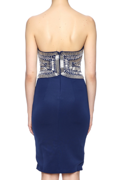 Shoptiques Product: Heavy Beaded Dress