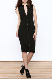 Wow Couture Ribbed Sweater Dress - Product Mini Image