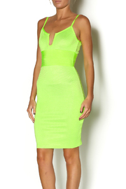 Wow Couture Spaghetti Strap Dress - Front cropped