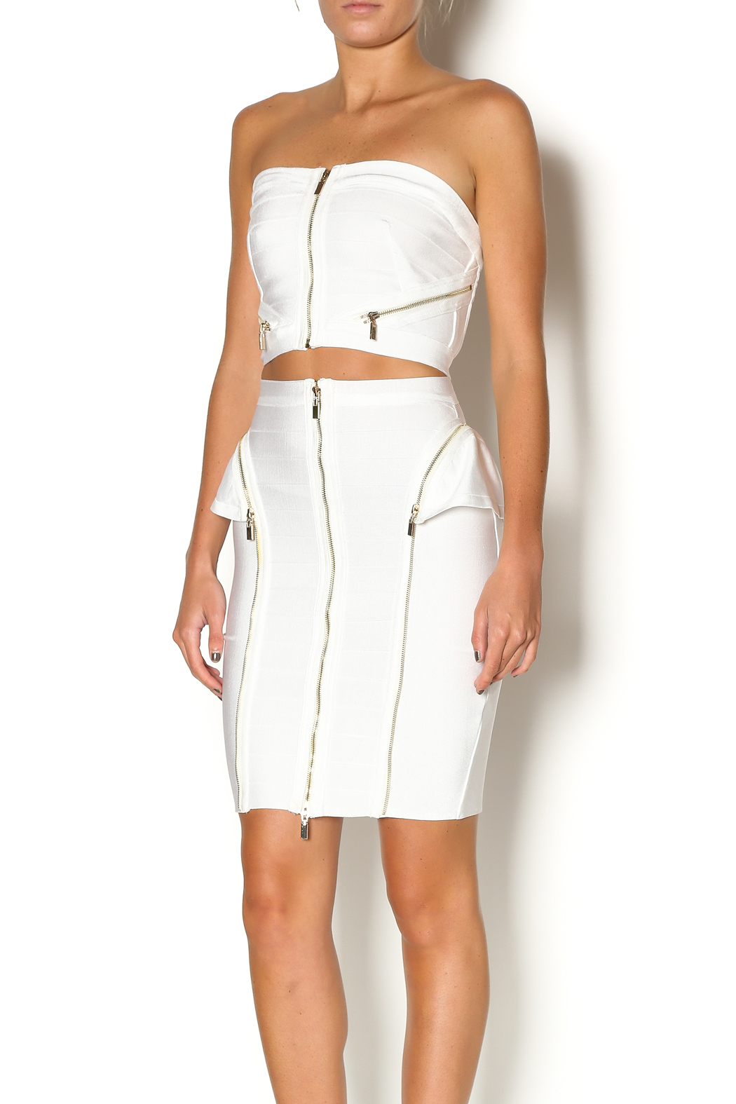 Wow Couture Two Piece Bandage Set - Main Image