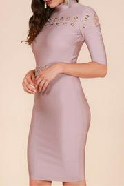 Wow Couture Bandage Dress - Side cropped