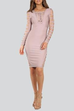 Wow Couture Crisscross Dress - Product List Image