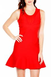 Wow Couture Fit & Flare Bandage Dress - Product Mini Image