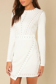 Wow Couture Longsleeve Bodycon Dress - Front cropped