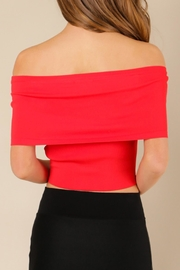 Wow Couture Wow Eydie Top - Front full body