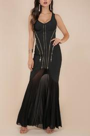 Wow Couture Wow Zipper Dress - Product Mini Image
