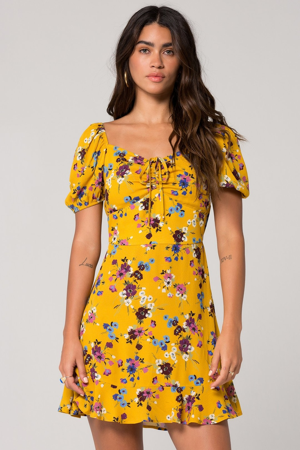 Band Of Gypsies WR336060 MELBOURNE DRESS - Main Image