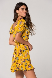 Band Of Gypsies WR336060 MELBOURNE DRESS - Side cropped