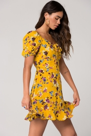 Band Of Gypsies WR336060 MELBOURNE DRESS - Front cropped