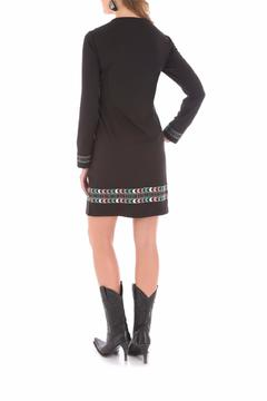 Shoptiques Product: Aztec Embroidery Dress