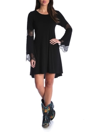 Wrangler Bell Sleeve Dress - Product Mini Image