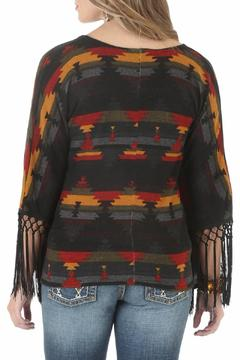 Shoptiques Product: Cardigan With Fringe