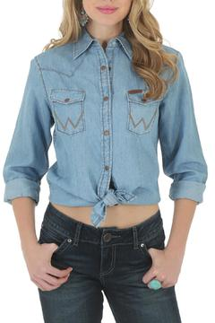 Shoptiques Product: Denim Button Down