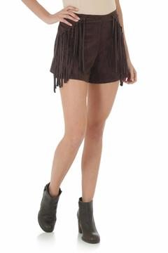 Shoptiques Product: Fringe Shorts