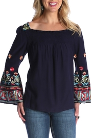 Wrangler Off Shoulder Top - Product Mini Image