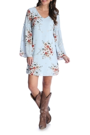 Wrangler Trumped Sleeve Dress - Product Mini Image