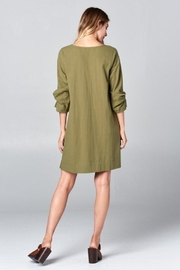 Ellison Wrap Arm Dress - Other