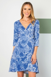 Simply Noelle Wrap Around Dress - Product Mini Image