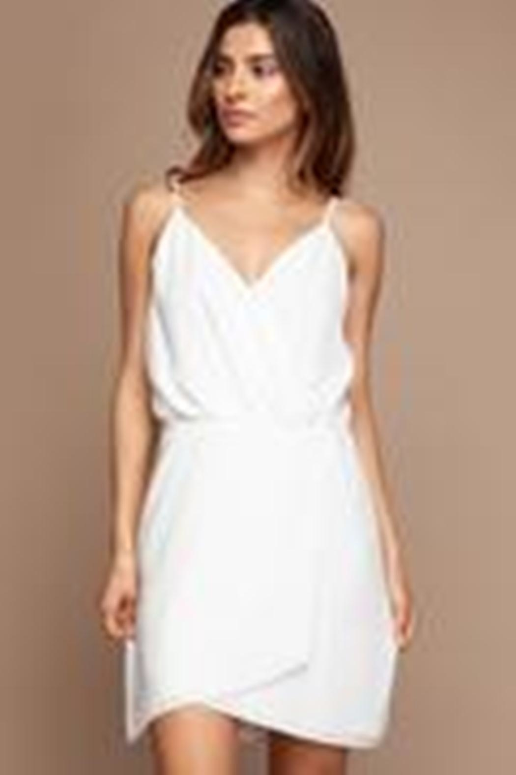 Unknown Factory Wrap Around Dress - Main Image