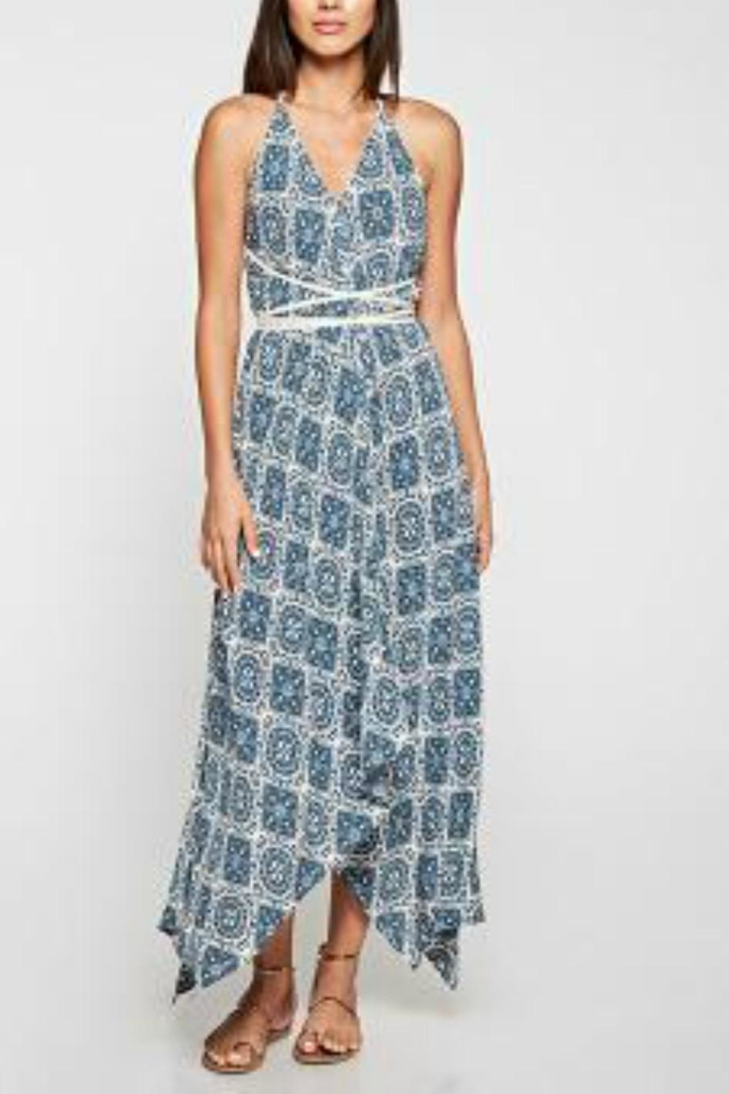9126959f4de19 Lovestitch Wrap Around Maxi from Raleigh by Athleisure — Shoptiques