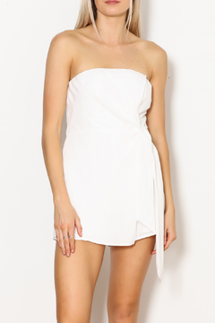 Shoptiques Product: Wrap Around Romper