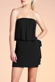 Tyche Wrap Around Romper - Front cropped