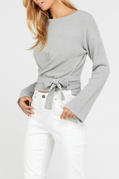 Shoptiques Product: Wrap Around Sweater