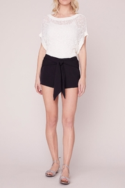Jack by BB Dakota Wrap Belt Short - Product Mini Image
