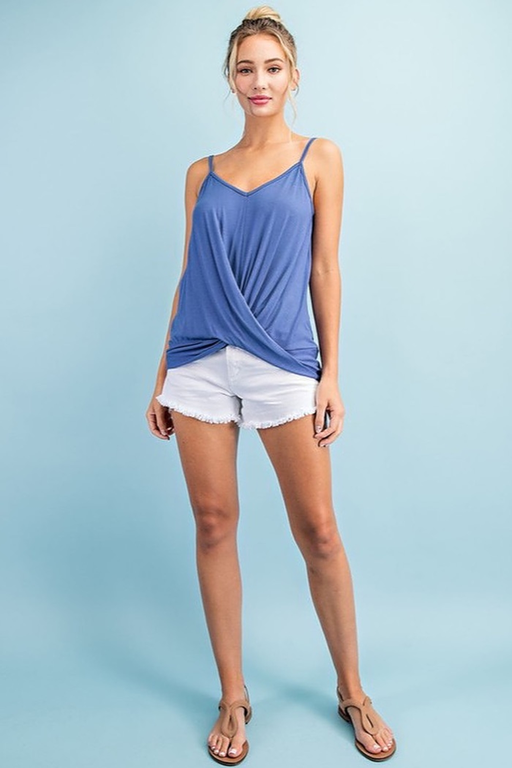 eesome Wrap Camisole Top - Main Image