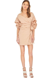 ASTR Wrap Dress - Product Mini Image