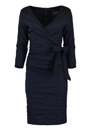 Nicole Miller Wrap Dress - Product Mini Image
