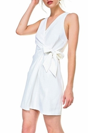 TCEC Wrap Front  Dress - Product Mini Image