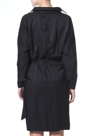 Madonna & Co Wrap Front Dress - Side cropped