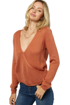 O'Neill Wrap It Up Sweater - Product List Image