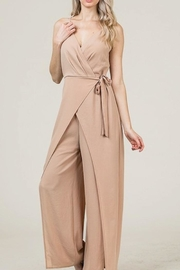 Yipsy Wrap Jumpsuit - Side cropped