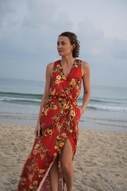 MORS Wrap Maxi Dress - Product Mini Image