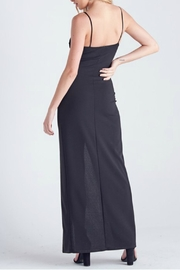 Pretty Little Things Wrap Maxi Dress - Front full body