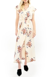 Saltwater Luxe Wrap Maxi Dress - Product Mini Image