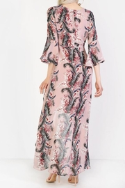 Glamorous Wrap Maxi Dress - Front full body