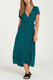 Billabong Wrap Me Up Midi Dres - Product Mini Image