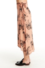 Saltwater Luxe Wrap Midi Skirt - Front full body