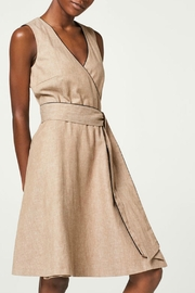 Esprit Wrap Over Dress - Product Mini Image