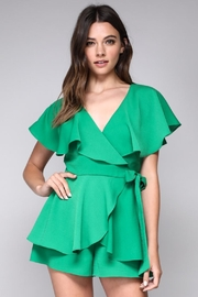Do & Be Wrap Playsuit Romper - Product Mini Image